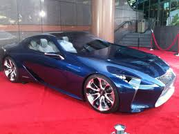 lexus gs300 for sale los angeles lf lc on the red carpet on display now in los angeles clublexus