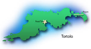 map of the bvi bvi welcome magazine explore tortola