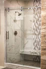 Glass Shower Door Options Shower Sliding Glass Shower Doors Nz Replacement Rollers For