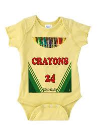 Crayon Halloween Costume Crayon Box Costume Onesie Funny Baby Onesie Cute Baby Stuff Baby