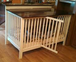 Crib To Bed Furniture Repurposed Crib Crate Crate Crates And Crib