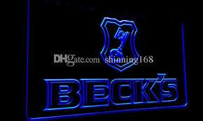 cheap light up beer signs ls070 b beck s becks beer sign bar neon light sign light signs