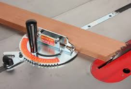 How To Use Table Saw How To Use A Miter Gauge A Short Su Guide Sharpen Up