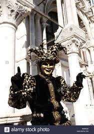 venetian jester costume in jester costume venice carnival stock photo 6827785 alamy