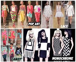 pinterest trends 2016 fashion trend 2015 2016 pop art monochrome candy graphics style