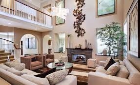 Living Room With High Ceilings Decorating Ideas 15 Interiors With High Ceilings Home Design Lover