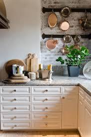 Kitchen Wall Ceramic Tile - kitchen backsplash tile brick pattern with faux brick kitchen