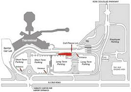Map Of Phoenix Airport by Airport Parking Maps For Palm Beach Palm Springs Pensacola