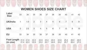 shoe size chart india vs uk size chart cippele