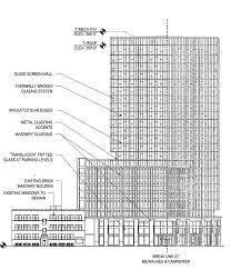 mixed use high rise proposed for chicago u0027s river west curbed chicago