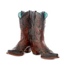 womens brown motorcycle boots tony lama sienna lasso women u0027s boot