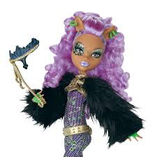 Halloween Costume Monster High by Monster High Ghouls Rule Dolls Clawdeen Wolf Halloween Costume