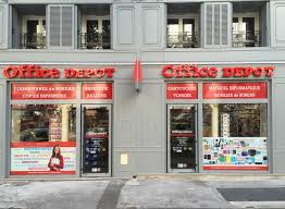 grossiste fourniture de bureau magasin office depot marseille joliette fournitures mobiliers de