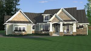 Ranch House Plans With Daylight Basement Home Plan Library