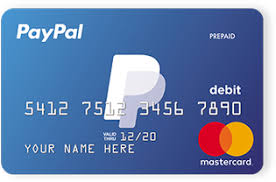 what is a prepaid debit card paypal cards credit cards debit cards credit paypal us