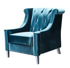 Blue Velvet Accent Chair Chairs Astonishing Blue Accent Chairs For Living Room Blue Accent
