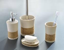 accessoire salle de bain orientale set de salle de bain en cramique 4 pices frais article salle de