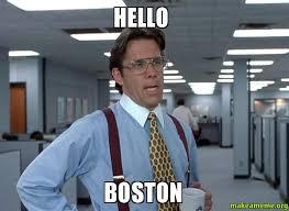 Boston Meme - hello boston make a meme