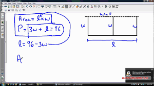 Calculus Optimization Word Problems Worksheet Calculus Deqa Mohamed