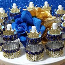 12 new royal gold favor cups royal prince baby shower theme