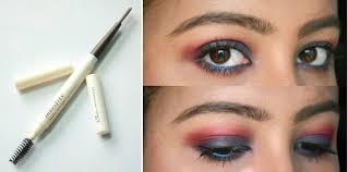 How To Pencil In Eyebrows Innisfree Auto Eyebrow Pencil Espresso Brown Review