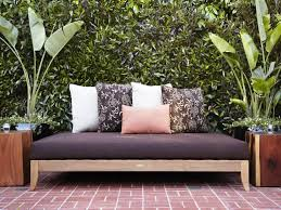 Daybed Covers Fitted Bed U0026 Bath Patio Design With Wood Daybed And Daybed Mattress Also