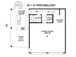 pool guest house plans carriage house plans carriage house plan with makes cozy guest
