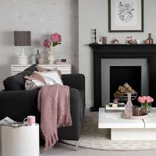 pink and black home decor enjoy dramatic design at home by decorating with darker colours