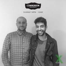 communion presents communion presents on radio x 9th apr by communion presents on
