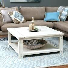 White Distressed Coffee Table Rustic White Coffee Table White Distressed Coffee Table Home For
