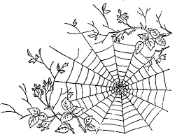 ideas of spider web coloring pages to print in format