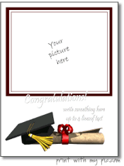 graduation frames printable graduation picture frames graduation photo templates to