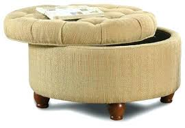 Kinfine Storage Ottoman Large Tufted Storage Ottoman Coffee Table Low Coffee Table Tufted