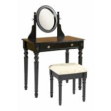 top quality black wood bedroom linon home decor lorraine vanity