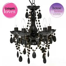 Crystal And Black Chandelier Small Chandeliers For Large Size Of Crystal And Black Chandelier