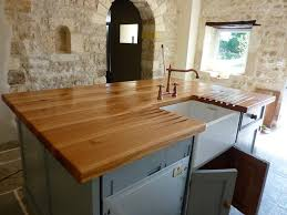 handmade kitchen island wooden kitchens made to measure for cotswolds once a tree