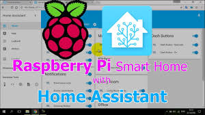 Home Automation Logo Design Home Assistant Smart Home Automation Demo Youtube