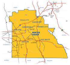 Orange County Florida Map by Why Winter Haven Winter Haven Economic Development Council Inc