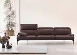 sofa ohne lehne modernes sofa leder holz rodolfo dordoni 288 sled