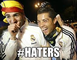 Real Madrid Meme - haters real madrid quickmeme