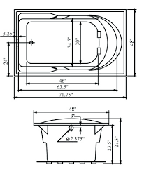 60 X 32 Bathtub T4schumacherhomes Page 7 Replacement Drain For Bathtub 48 X 32