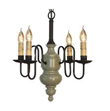 Williamsburg Chandelier Katie U0027s Handcrafted Lighting Early American Wood Finish Colors