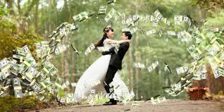 wedding money websites to help you save money on the cost of a wedding