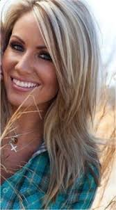 on trend hairstyles for 40 somethings best 25 blonde layers ideas on pinterest blonde long layers