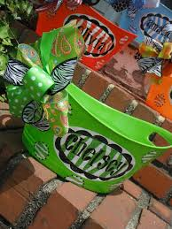 great graduation gifts monogrammed basket great graduation gift great for