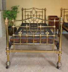 super pair hoskins u0026 sewell victorian brass beds antiques atlas