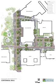 purdue centennial mall site plan purdue university west