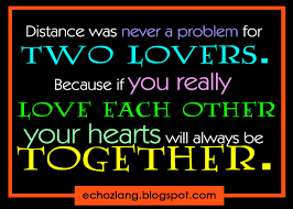 Wedding Quotes Tagalog Tagalog Quotes About Love Distance Was Never A Problem For Two