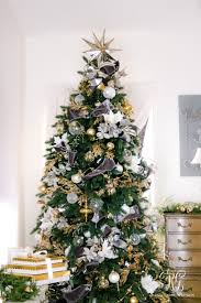 most realistic artificial tree modern home