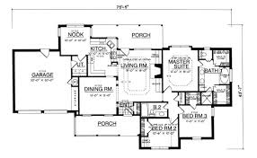 corner house plans the corner 8181 3 bedrooms and 2 5 baths the house designers